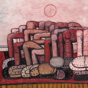 PHILIP GUSTON, Artist