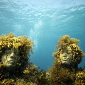 JASON deCAIRES TAYLOR, Underwater Sculpture