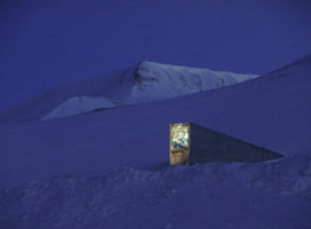 SVALBARD SEED VAULT: When the World Ends, Will There be Food to Eat?
