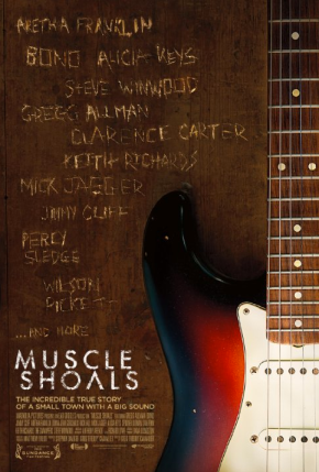 MUSCLE SHOALS:  Music Documentary 5 Stars